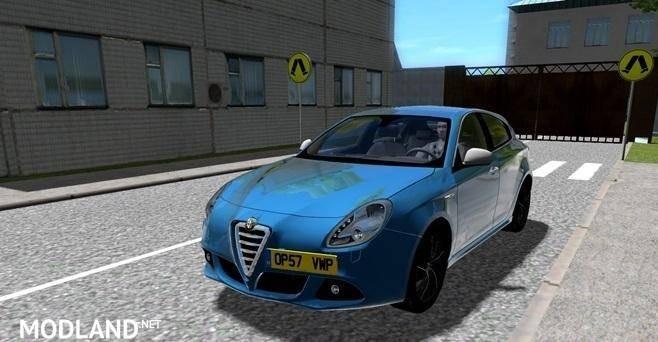 Alfa Romeo Giulietta [1.5.2]